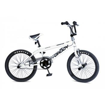 Rooster Big Daddy 20inch wit Freestyle BMX