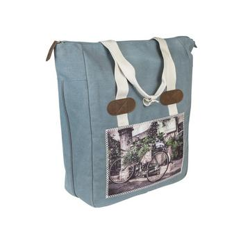 Fastrider shopper cyclo blauw