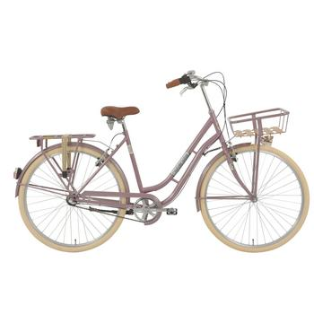 Hollandia Colorful N3 roze 53cm transportfiets