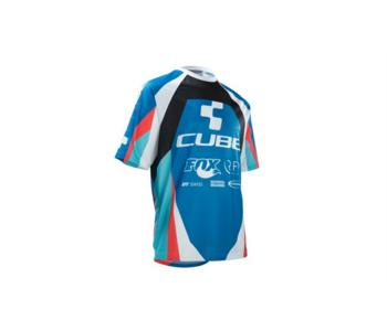 Cube Action Team Roundneck Jersey