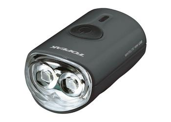 Topeak koplamp WhiteLite Mini USB zw