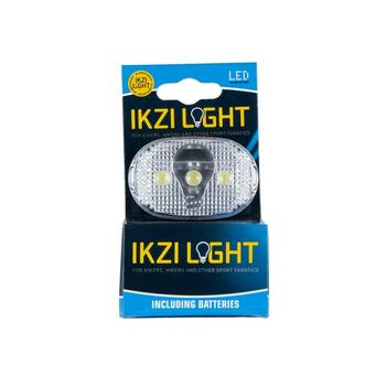 Lamp V Led Ikzi Light 3Led Wit