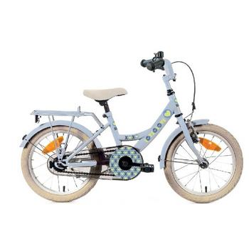 Bike Fun Lots of Love 12inch blauw meisjesfiets