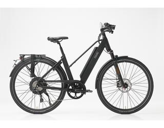 Qwic E-bike Performance RD10speed  Dames Achterwielmotor Matte Black