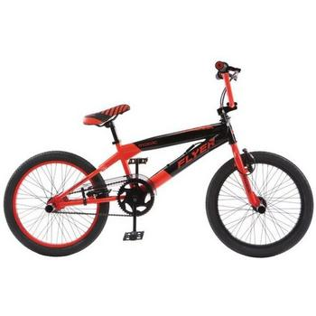Magic Flyer 20inch rood Freestyle BMX