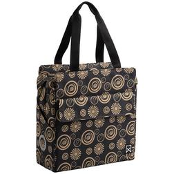 Willex Vortex Shopper Zwart