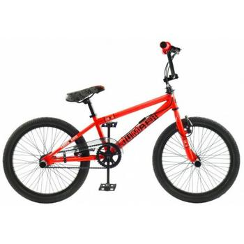 Magic Jumper 20inch oranje Freestyle BMX