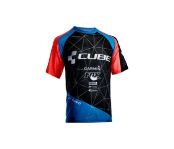 Cube Action Roundneck Jersey Team S/S Xxl