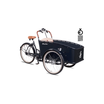 Johnny Loco E-Cargo Dutch Delight elektrische bakfiets