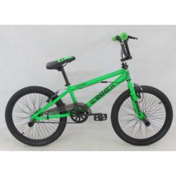 Magic Winner 20inch groen Freestyle BMX