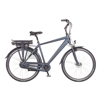 Trenergy E-Connect antraciet 53cm elektrische herenfiets