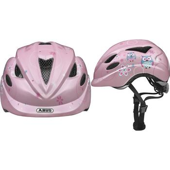 Abus Anuky S rose owl kinder helm