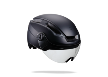 BHE-56F HELM INDRA FACESHIELD TRANSPARENT LENS M M