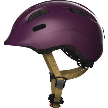 Abus Smiley 2.0 M royal purple kinder helm