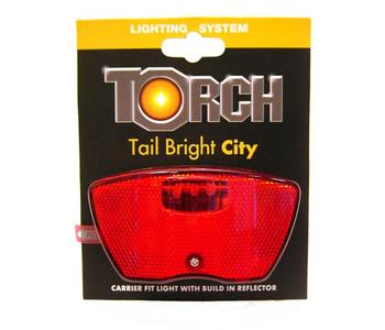 ACHTERLICHT TORCH(BEBAT)DRAGER 80MM
