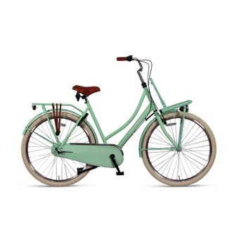 Altec Dutch N3 50cm mint green Dames Transportfiets