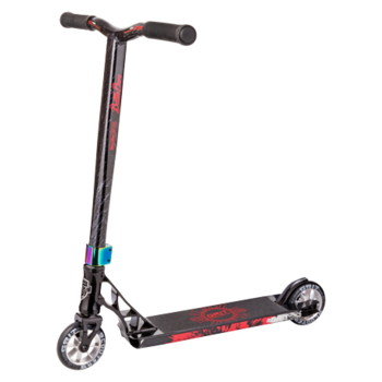 Grit Elite black-red silver stuntstep