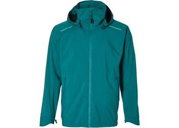 Basil regenjas Skane heren Teal Green XL
