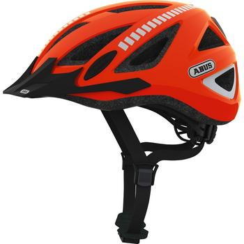 Abus Urban-I 2.0 L signal orange fiets helm