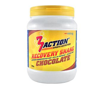 3 Action Recovery Shake Chocolate