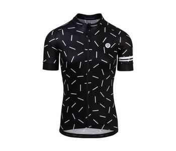Agu shirt km hail black/white m