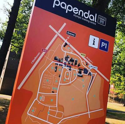Papendal Signing