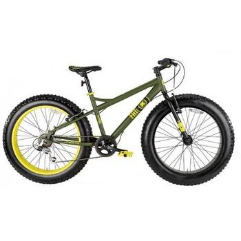 MBM Fat Machine 7-speed 26inch groen Fatbike