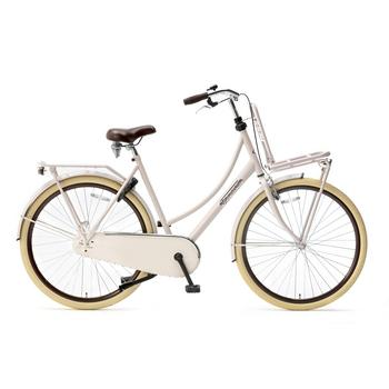 Popal Daily Dutch Basic 57cm roze Transportfiets