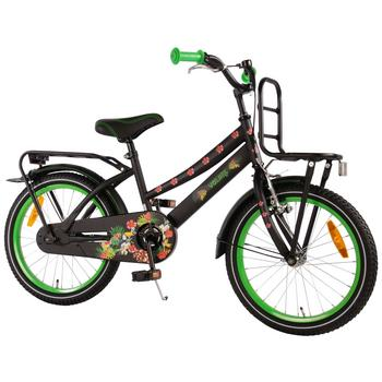 Volare Tropical Urban Transport 18inch zwart meisjesfiets
