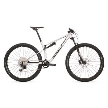 "Superior XF 909 zilver-zwart S 29"" Full Suspension MTB"