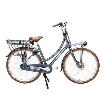 Vogue Elite N7 jeans blue elektrische damesfiets