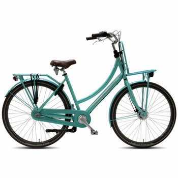 Vogue Elite Plus N3 RB 50cm munt groen dames transportfiets
