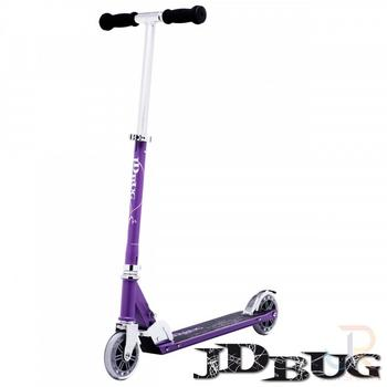 JD Bug Classic Street paars vouwstep