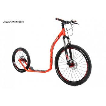 Crussis Cross 6.1 HD 26/20 orange step