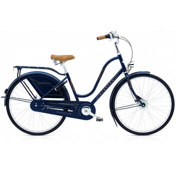 Electra Amsterdam Royal 8i dark blue metalic damesfiets