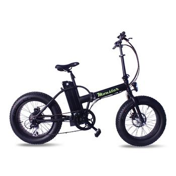 Prolithium Little Monster elektrische vouwfiets
