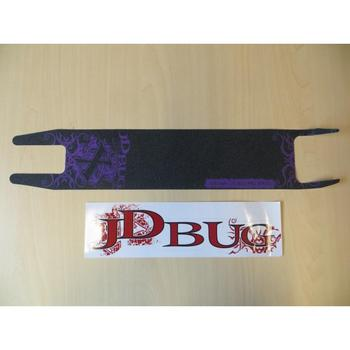 JD Bug Pro extreme griptape paars