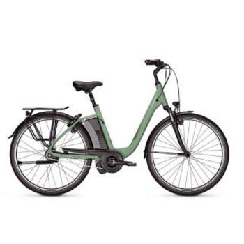 Raleigh Boston 8HS 13Ah mineralgreen matt 28inch 45cm elektrische damesfiets