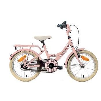 Bike Fun Lots of Love 12inch roze meisjesfiets