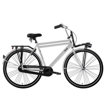 Rivel Vermont N3 mat chroom 52cm Heren transportfiets