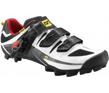 MAVIC RUSH WHITE/BLACK MAAT 42 2/3
