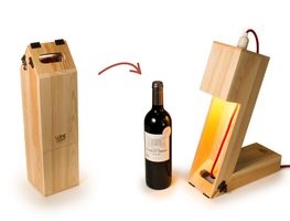 Rackpack Wine Light