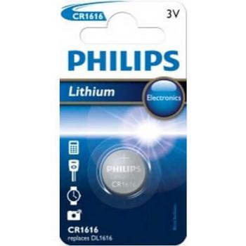Philips Batt Cr1616 Lith 3V Bp1