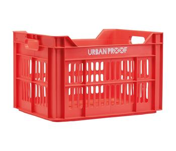 UP Fietskrat 30L Lobster rood