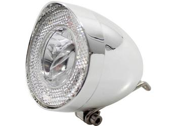 Union koplamp UN-4930 Retro led dyn chr