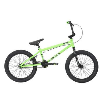 Haro Downtown gloss lime 18inch BMX