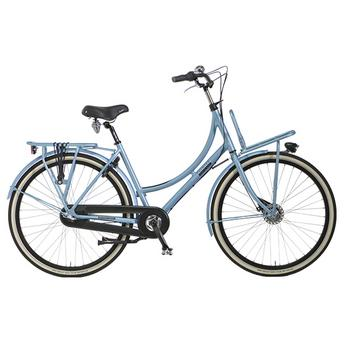 Pointer Grande Plus N3 matte ocean blue 51cm dames transportfiets