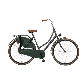 Altec London army-green 55cm omafiets
