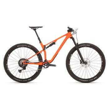 "Superior XF 979 TR Carbon oranje-zwart L 29"" Full Suspension MTB"