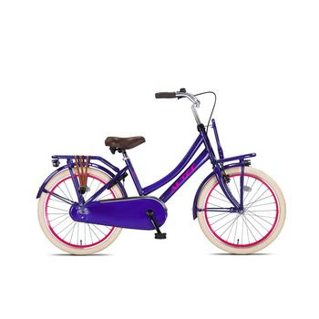 Altec Urban 22inch purple Transportfiets